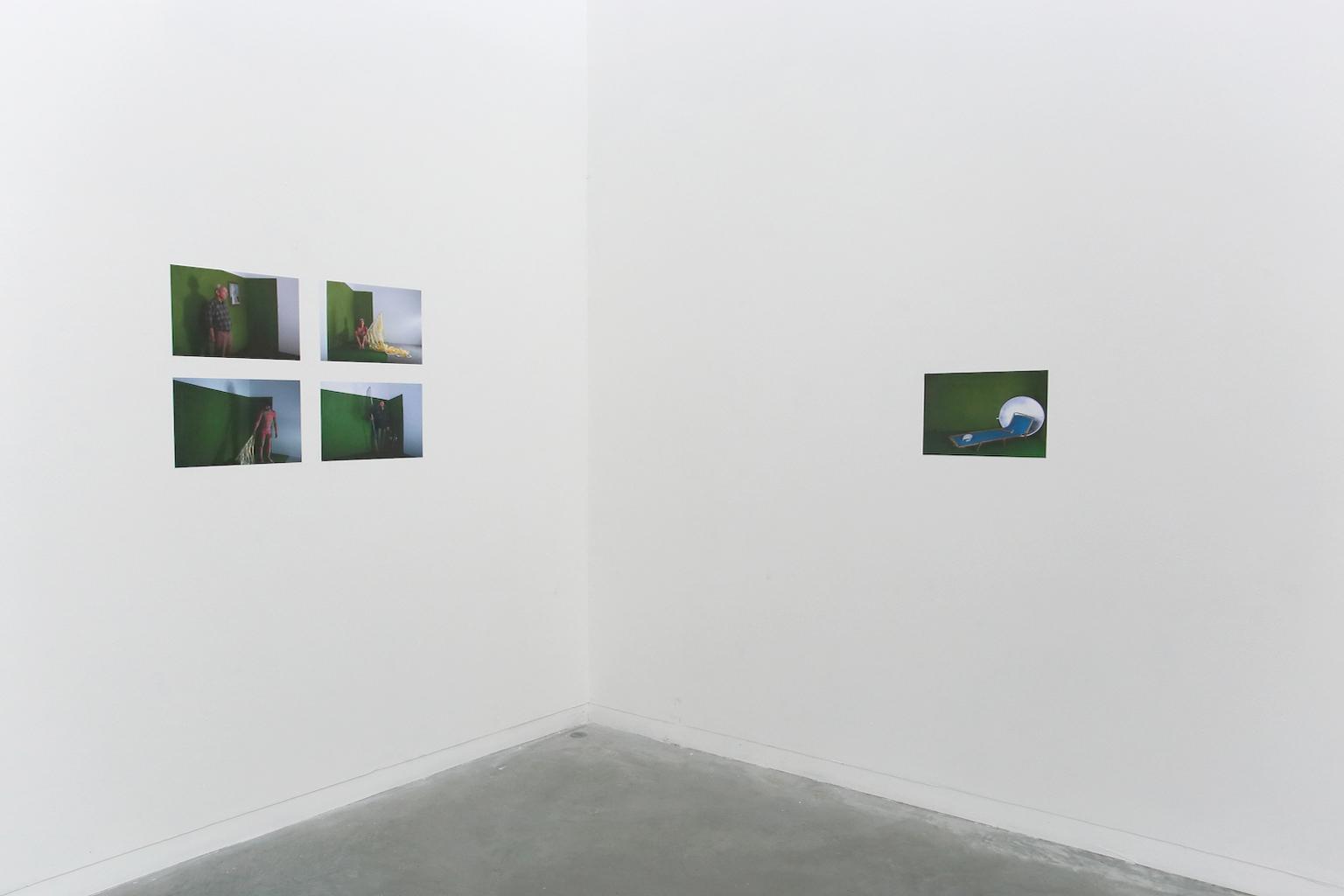 Photographies de Emma Charrin et Olivier Muller Exposition IMMERSION au CACL - mai 2015