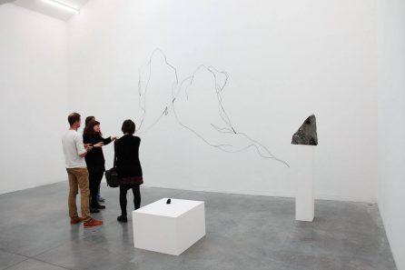 Sophie POUILLE, Pauline FLEURET et Lionel SABATTÉ © Bruno Pouille